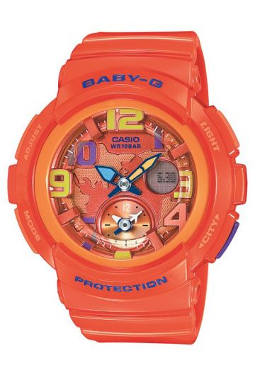 Часы CASIO BGA-190-4B