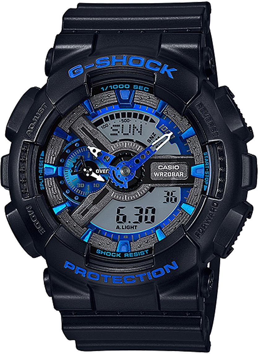 Часы g shock ga 110 1a casio