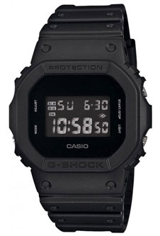 Часы CASIO DW-5600BB-1E