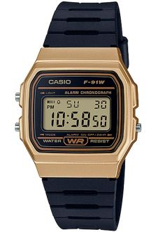 Часы CASIO F-91WM-9A
